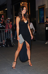 September 6, 2019, New York, New York, United States: September 5, 2019 New York City..Emily DiDonato attending The Daily Front Row Fashion Media Awards on September 5, 2019 in New York City  (Credit Image: © Jo Robins/Ace Pictures via ZUMA Press)