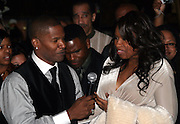 Jamie Foxx & Jennifer Hudson.ìDreamgirlsî Premiere Post Party.Gin Lane Restaurant.New York, NY, USA .Monday, December 04, 2006.Photo By Selma Fonseca/ Celebrityvibe.com.To license this image call (212) 410 5354 or;.Email: celebrityvibe@gmail.com; .Website: http://www.celebrityvibe.com/. ....