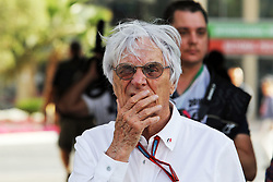 Bernie Ecclestone (GBR).<br /> 27.11.2016. Formula 1 World Championship, Rd 21, Abu Dhabi Grand Prix, Yas Marina Circuit, Abu Dhabi, Race Day.<br /> Copyright: Photo4 / XPB Images / action press