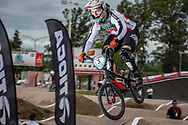 #3 (GRAF David) SUI at the 2016 UCI BMX Supercross World Cup in Santiago del Estero, Argentina