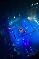 Airmageddon is being filmed at Hanger 2, Cardington Studios, Bedford, MK42 0TF