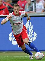 Fotball<br /> Tyskland<br /> 28.08.2010<br /> Foto: Witters/Digitalsport<br /> NORWAY ONLY<br /> <br /> Marcell Jansen<br /> Fussball, Hamburger SV