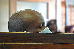 South Africa – Senekal – Brandin Horner bail case – 22 October 2020. Magistrate Deon  Van Rooyen handed down his verdict in the bail hearing in the much anticipated murder case of Senekal farm manager Brandin Horner.  Accuse no 1 = Sekwetje Mahlamba (32) was denied bail but accused no 2 Sekola Matlaletsa (44) was granted bail at R5000. The next appearance is on 01 December 2020. Picture: Timothy Bernard/ African news Agency(ANA)