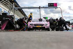 October 13, 2017 - Germany - Motorsports: DTM race Nuerburgring, Saison 2017 - 9. Event Hockenheimring, GER, # 22 Lucas Auer (AUT, HWA AG, Mercedes-AMG C63 DTM) (Credit Image: © Hoch Zwei via ZUMA Wire)