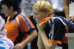 22-06-2000 JAP: OKT Volleybal 2000, Tokyo<br /> Nederland - Korea 3-1 / Ellen Koopman