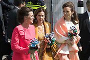 Koningsdag 2017 in Tilburg / Kingsday 2017 in Tilburg<br /> <br /> Op de foto / On the photo:  prinses Annette ,  prinses Aimee  en prinses Anita