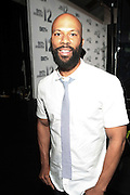 June 30, 2012-Los Angeles, CA : Recording Artist/Actor/Producer Common attends the 2012 BET Awards- Media Room held at the Shrine Auditorium on July 1, 2012 in Los Angeles. The BET Awards were established in 2001 by the Black Entertainment Television network to celebrate African Americans and other minorities in music, acting, sports, and other fields of entertainment over the past year. The awards are presented annually, and they are broadcast live on BET. (Photo by Terrence Jennings)