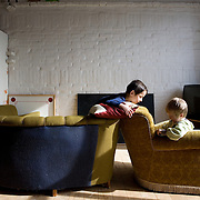 Toustrup Mark Community,  Sporup, Denmark, March 13, 2010. <br />