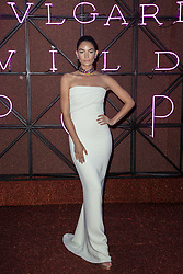 Lily Aldridge attends the Bvgalri Gala Dinner held at the Stadio dei Marmi in Rome, Italy on June 28, 2018. Photo by Marco Piovanotto/ABACAPRESS.COM