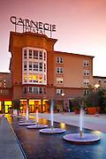 Carnegie Plaza in Anaheim