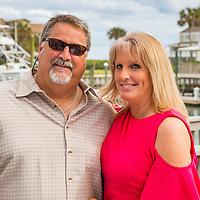 Shawn and Cheryl Ann Wedding, Garden City Beach