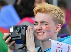 Scotia Pride march 2019, Edinburgh, 22 June 2019