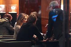 Daniele Rugani and Michela Persico engagement ring shopping - 27 Nov 2017