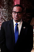 New York, New York- June 6:  U.S. Representative Keith Ellison attends the 2017 Gordon Parks Foundation Awards Dinner celebrating the Arts & Humanitarianism held at Cipriani 42nd Street on June 6, 2017 in New York City.   (Photo by Terrence Jennings/terrencejennings.com)