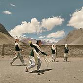 Where Modernity Meets Tradition - Pakistan's Karakoram mountains.