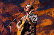 September 7, 2003; Dave Matthews performing at Farm Aid, 2003, in Columbus, Ohio. (Photo credit should read: Bryan Rinnert/3Sight Photography)