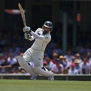 Imran Farhat during the Australia V Pakistan 2nd Cricket Test match at the Sydney Cricket Ground, Sydney, Australia, 6 January 2010. Photo Tim Clayton