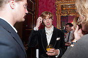 FREDDY VAN ZEVENBERGEN, Tatler magazine Jubilee party with Thomas Pink. The Ritz, Piccadilly. London. 2 May 2012