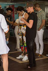 Kendall Jenner and Kourtney Kardashian are seen at ice Cream Store in Cannes during The 70th Annual Cannes Film Festival. 24 May 2017 Pictured: Kourtney Kardashian and Kendall Jenner. Photo credit: LUCA TEUCHMANN / MEGA TheMegaAgency.com +1 888 505 6342