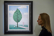 RENÉ MAGRITTE La Géante, Executed in 1936. Estimate US$ 1,400,000 – 1,800,000 - Sotheby's previews New York sales of Impressionist, Modern and Contemporary Art.   London Exhibition Dates 9- 13 April 2016, New York Sale Dates Impressionist & Modern Art Evening Sale: 9 May 2016 and Contemporary Art Evening Auction: 11 May 2016