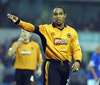 Fotball - Nationwide Division 1 - 21.12.2002<br /> Milwall v Wolves <br /> Paul Ince - Wolves<br /> Foto: Roger Parker, Digitalsport