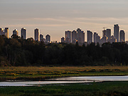 Burnaby Lake and Metrotown, Burnaby, British Columbia