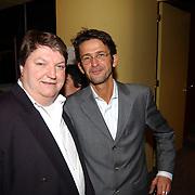 Radio 2 Gala vh Nederlandse Lied 2005, Ron Stoeltie en Cornald Maas