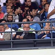 Torku Konyaspor's and Galatasaray's during their Turkish Super League soccer match Torku Konyaspor between Galatasaray at the Konya Buyuksehir Belediyesi Torku Arena at Selcuklu in Konya Turkey on Saturday, 29 August 2015. Photo by TVPN/TURKPIX