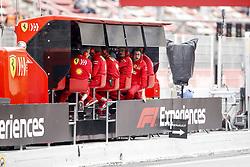 May 11, 2019 - Barcelona, Spain - Motorsports: FIA Formula One World Championship 2019, Grand Prix of Spain, ..Mattia Binotto (ITA, Scuderia Ferrari Mission Winnow) (Credit Image: © Hoch Zwei via ZUMA Wire)