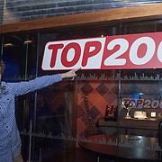 NLD/Hilversum/20131130 - Start Radio 2000, dj, Bert Haandrikman
