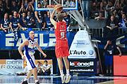 DESCRIZIONE : Cantù Lega A 2012-13 Acqua Vitasnella Cantù EA7Emporio Armani Milano  <br /> GIOCATORE : Nicolo Melli<br /> CATEGORIA : Tiro<br /> SQUADRA : EA7 Emporio Armani Milano<br /> EVENTO : Campionato Lega A 2013-2014<br /> GARA : Acqua Vitasnella Cantù EA7Emporio Armani Milano <br /> DATA : 23/12/2013<br /> SPORT : Pallacanestro <br /> AUTORE : Agenzia Ciamillo-Castoria/I.Mancini<br /> Galleria : Lega Basket A 2013-2014  <br /> Fotonotizia : Cantù Lega A 2013-2014 Acqua Vitasnella Cantù EA7Emporio Armani  Milano <br /> Predefinita :