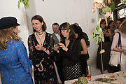 INES NETO DOS SANTOS,'S URBAN WILDERNESS 2018, IMMERSIVE FOOD INSTALLATION, Art Night Party, Phillips de Pury. 24 May 2018