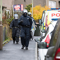 Campsie Road Police Incident