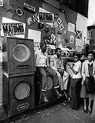 Dancing at a Notting Hill Carnival Sound System 1979
