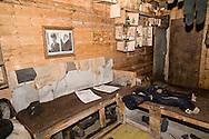 Cape Royds, Shackleton's Nimrod Hut and Adelie Penguin Colony