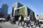 Pasona Building - Urban Farming Tokyo Japan