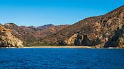 Santa Cruz Island, Channel Islands National Park, California USA