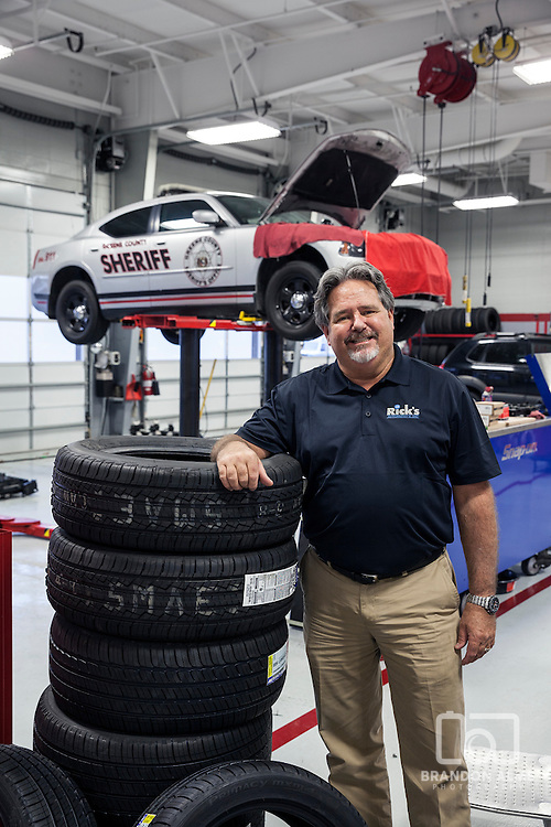 Advertisement photo for Rick's Automotive located in Springfield, MO.