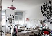Kostanz, adolescent bedrooms