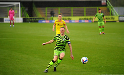 Carl Winchester of Forest Green Rovers - Mandatory by-line: Nizaam Jones/JMP - 03/10/2020 - FOOTBALL - the innocent [insert name here] stadium - Nailsworth, England - Forest Green Rovers v Walsall - Sky Bet League Two