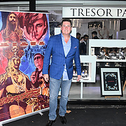 Tony Hadley arrives at Tresor Paris In2ruders - launch at Tresor Paris, 7 Greville Street, Hatton Garden, London, UK 13th September 2018.