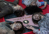 George Romero star ceremony on the Hollywood Walk of Fame