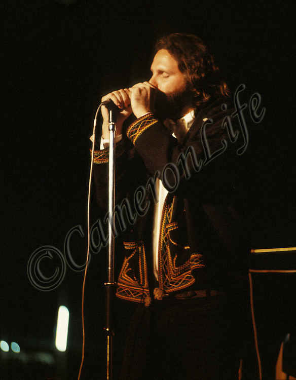 Jim Morrison – by Charles Everest - Limited Edition Giclee Print – image size 609 x 445 mm on Hahnemuhle 285 gsm Fine Art Pearl Paper. <br /> Signed/Authenticated in border and with unique hologram set to reverse of print and on accompanying Certificate of Authenticity.<br /> Limited to 25 numbered +4 APs at this size in the Edition<br /> For further information or enquiries please contact neil@cameronlife.co.uk