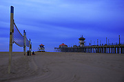 Huntington Beach in the Morning