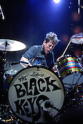 The Black Keys celebrate the release of their album El Camino with a special performance at Webster Hall in New York City, December 5, 2011. Copyright © 2011 Chris Owyoung