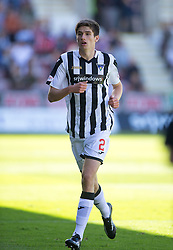 Dunfermline's Ryan Williamson. <br /> Dunfermline 7 v 1 Cowdenbeath, SPFL Ladbrokes League Division One game played 15/8/2015 at East End Park.