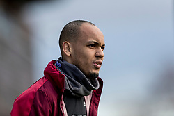 LIVERPOOL, ENGLAND - Monday, February 18, 2019: Liverpool's Fabio Henrique Tavares 'Fabinho' during a training session at Melwood ahead of the UEFA Champions League Round of 16 1st Leg match between Liverpool FC and FC Bayern München. (Pic by Paul Greenwood/Propaganda)