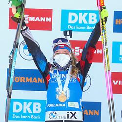 20210216: SLO, Biathlon - IBU Biathlon World Championships 2021 Pokljuka, Individual Women