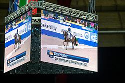 MÜLLER Lisa (GER), Gut Wettlkam's Stand by me OLD<br /> Dortmund - Signal Iduna Cup 2019<br /> Grand Prix Special<br /> Meggle Preis<br /> 10. März 2019<br /> © www.sportfotos-lafrentz.de/Stefan Lafrentz