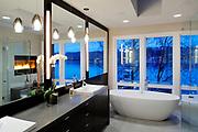 Bath designed by architect George Daniel Wittman